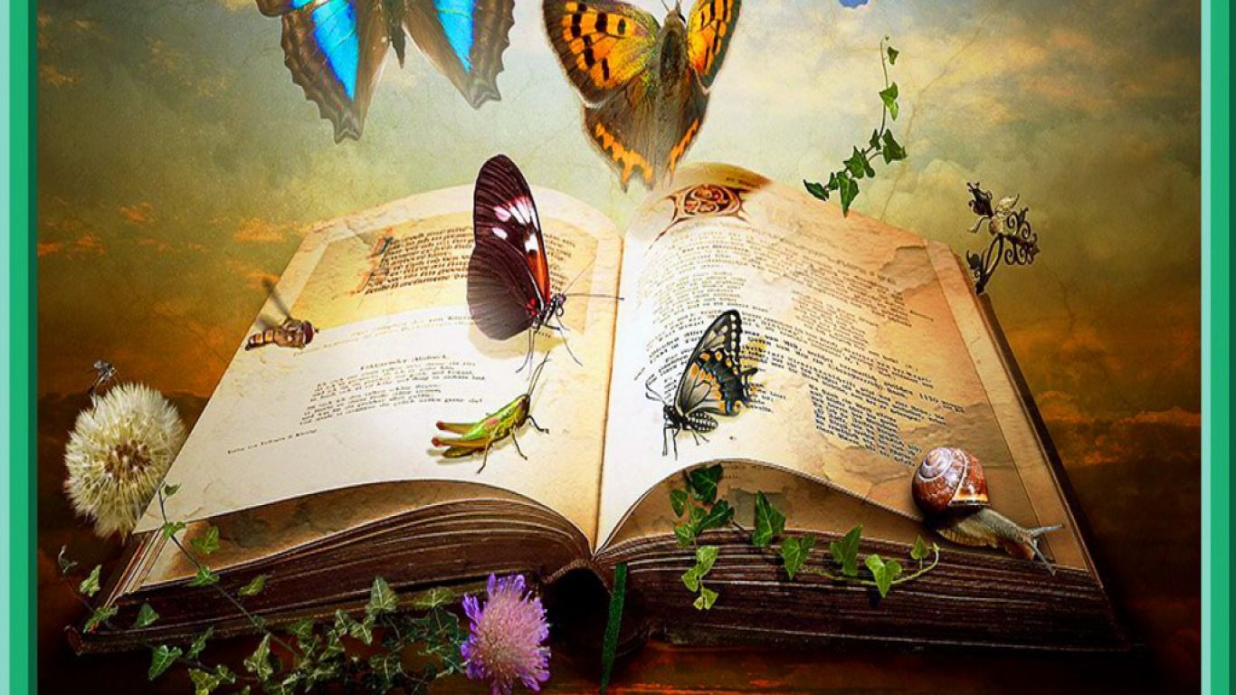 Books Wallpaper fantasy - artistic wallpaper | wallpapers | pinterest | wallpaper