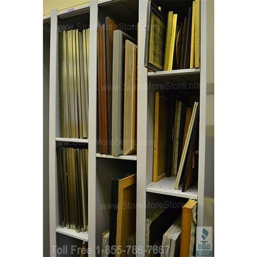 Artwork Storage Solutions Art Storage Racks Framed Collection