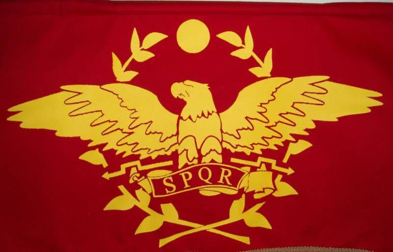 Roman Empier Store Rome Legions Roman Empire Historical Flags Hero Poster