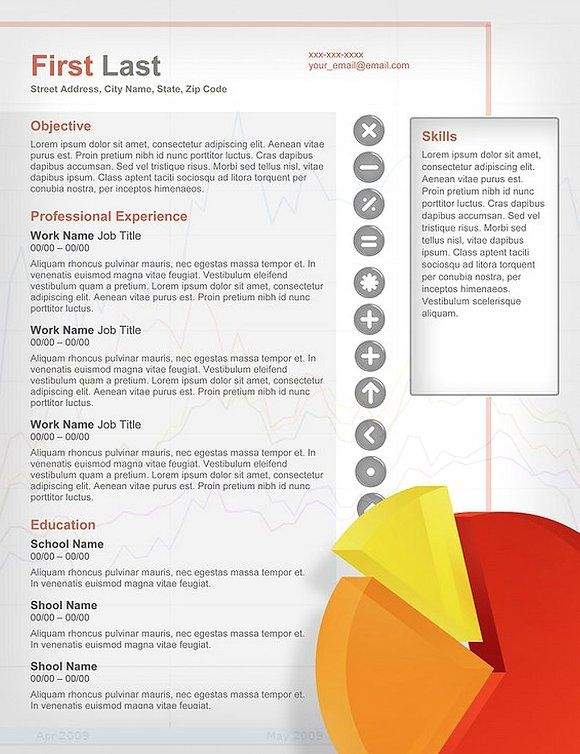 Stats Template Resume Resume Templates Creative Resume Templates Creative Resume