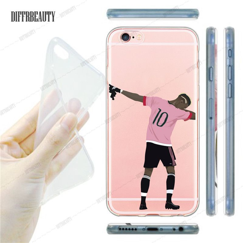 Ultra Thin Football Phone Case for iPhone 5S 6 7 6S Plus Football ...