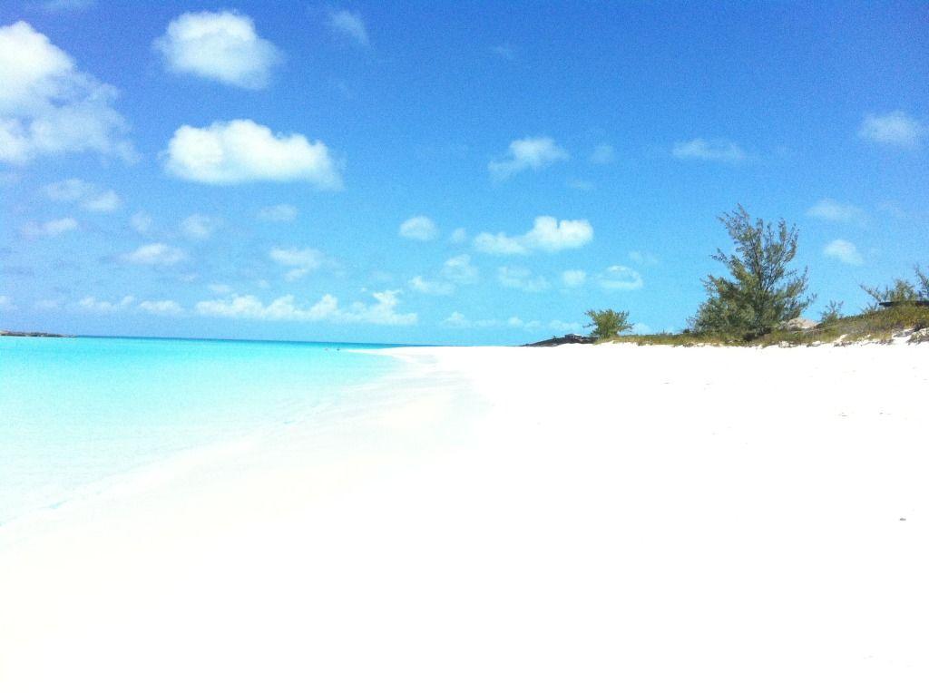 Tropic Of Cancer Beach Little Exuma