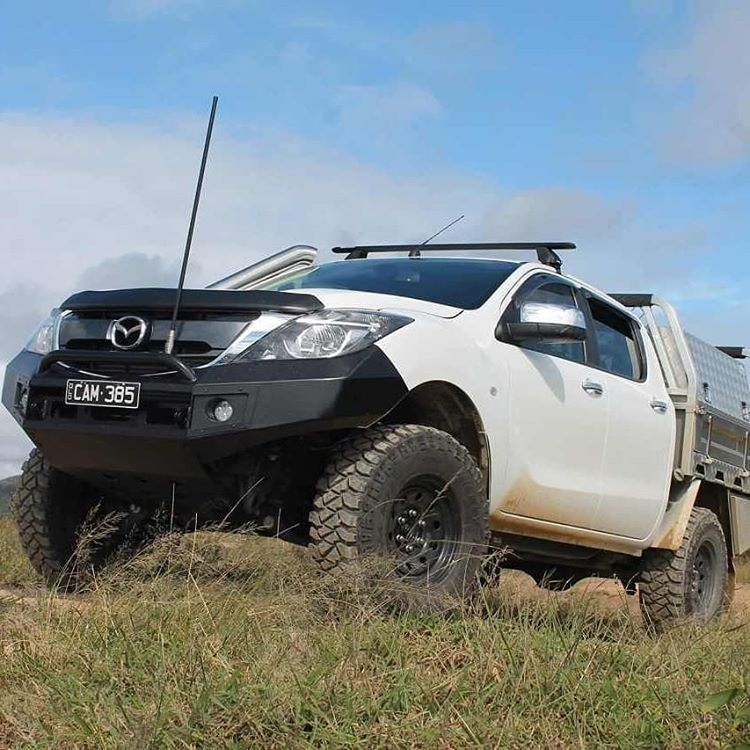Extreme Series Bullbar Mazda Bt50 Available From Your Local Dealer