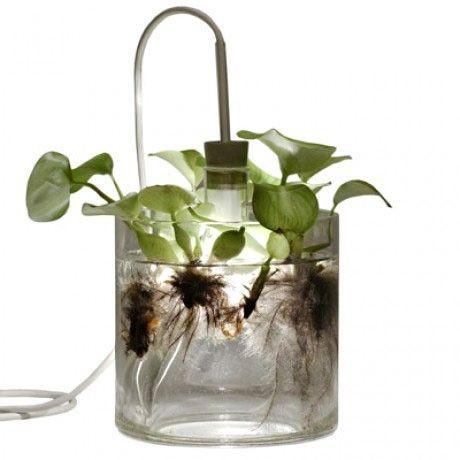 Hand-Blown Glass Vase & Lamp by dua | MONOQI #bestofdesign