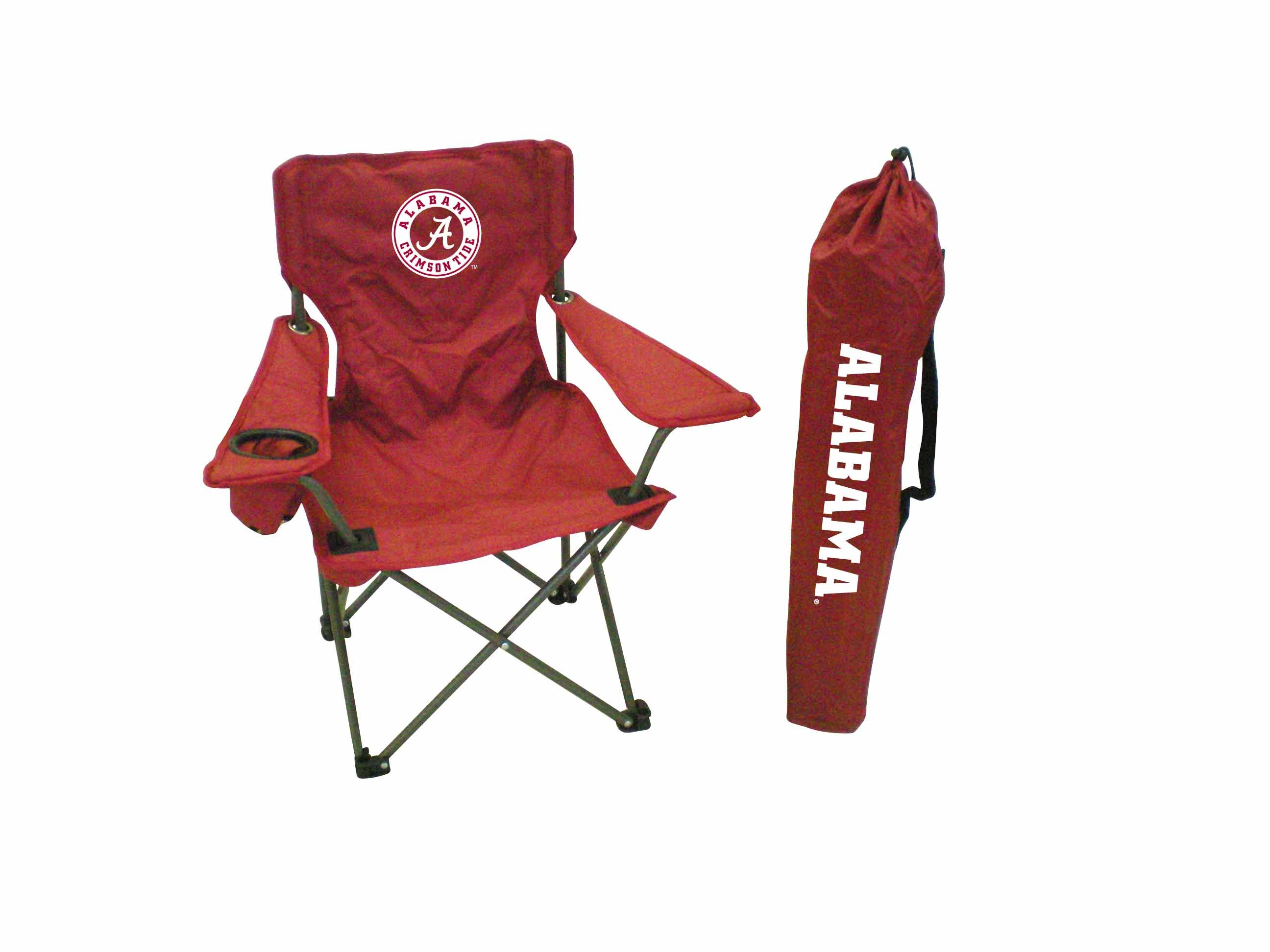 Alabama junior chair tailgate chairs outdoor folding