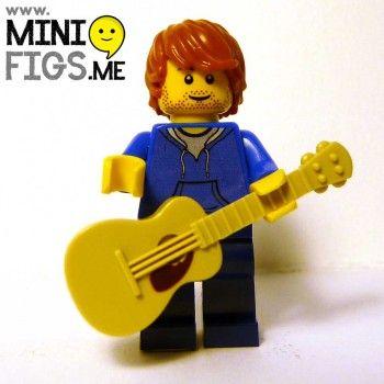 Musicians & Bands | MINIFIGS.ME. Metallica. | Lego World ...