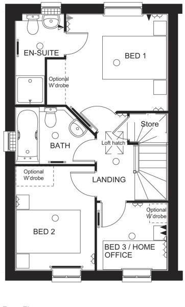Floor Plan Floor Plans Indian House Plans David Wilson Homes