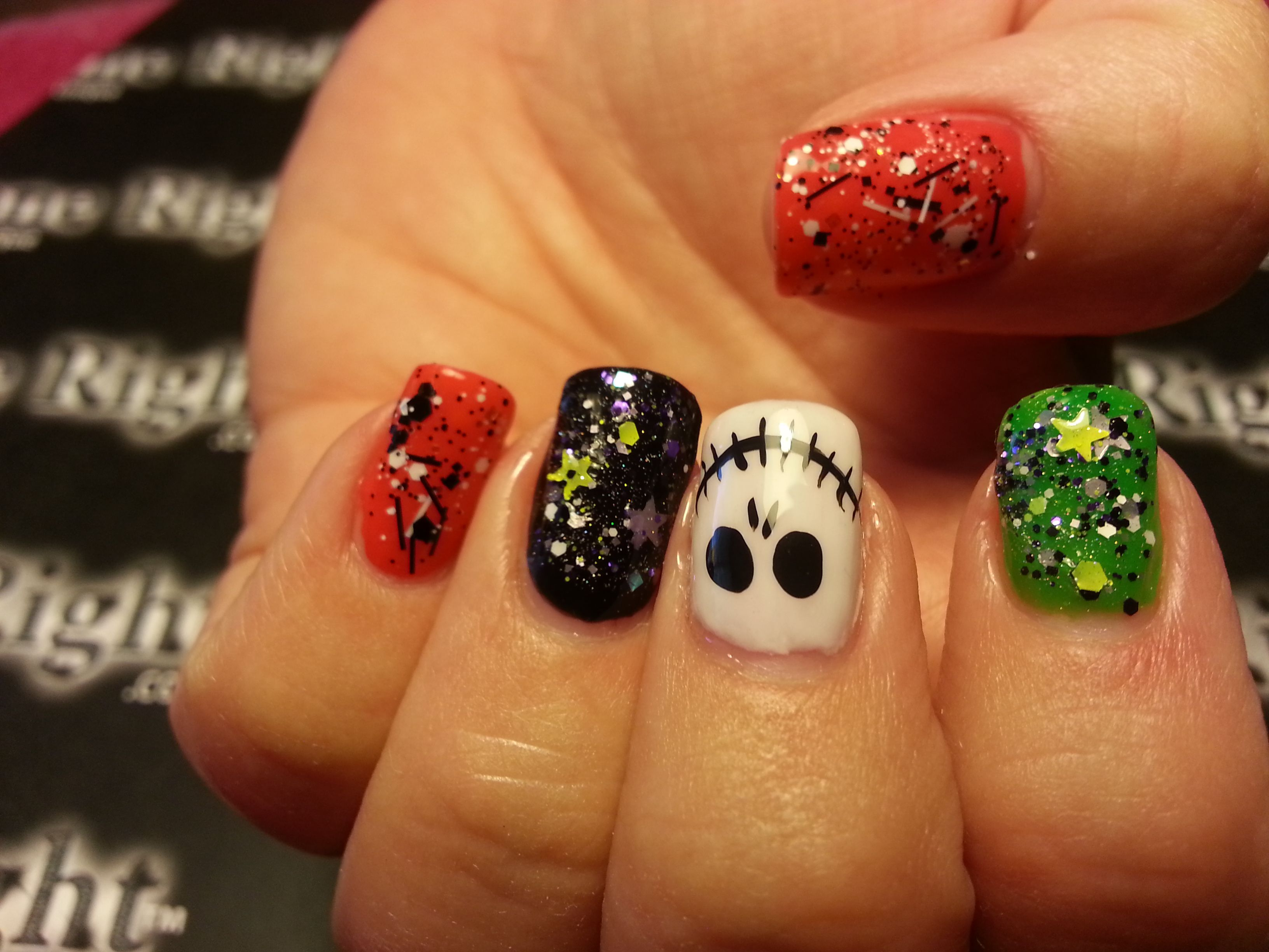 halloween nail | Halloween Nail Art Ideas | Halloween Nails ...
