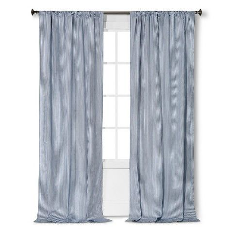 Exceptional Circo™ Light Blocking Curtain Panel Stripe Print