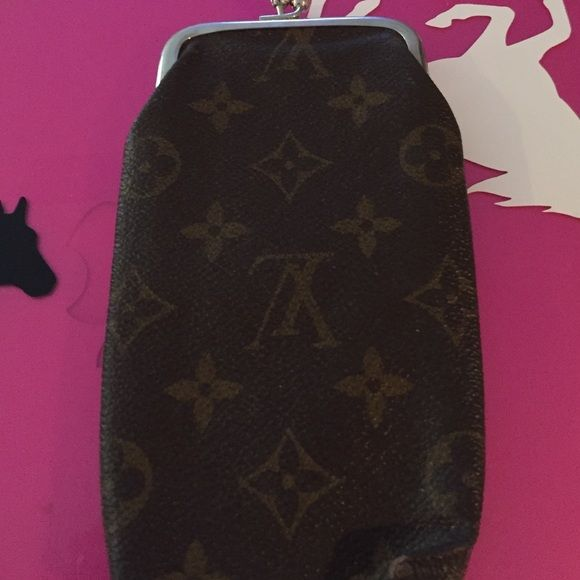 san francisco 46221 b567b Authentic vintage Louis Vuitton Eyeglass Case! Bought in the 80s ...