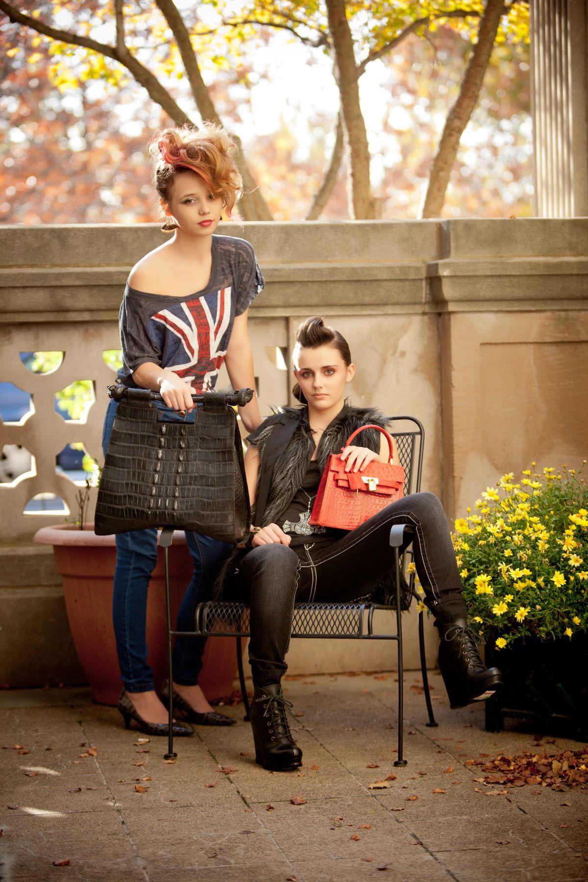 Belle Grotto Couture Handbags