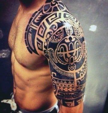 4 Fotos De Tatuajes Chidos Que Se Lucen Bien En Hombres Tatuajes