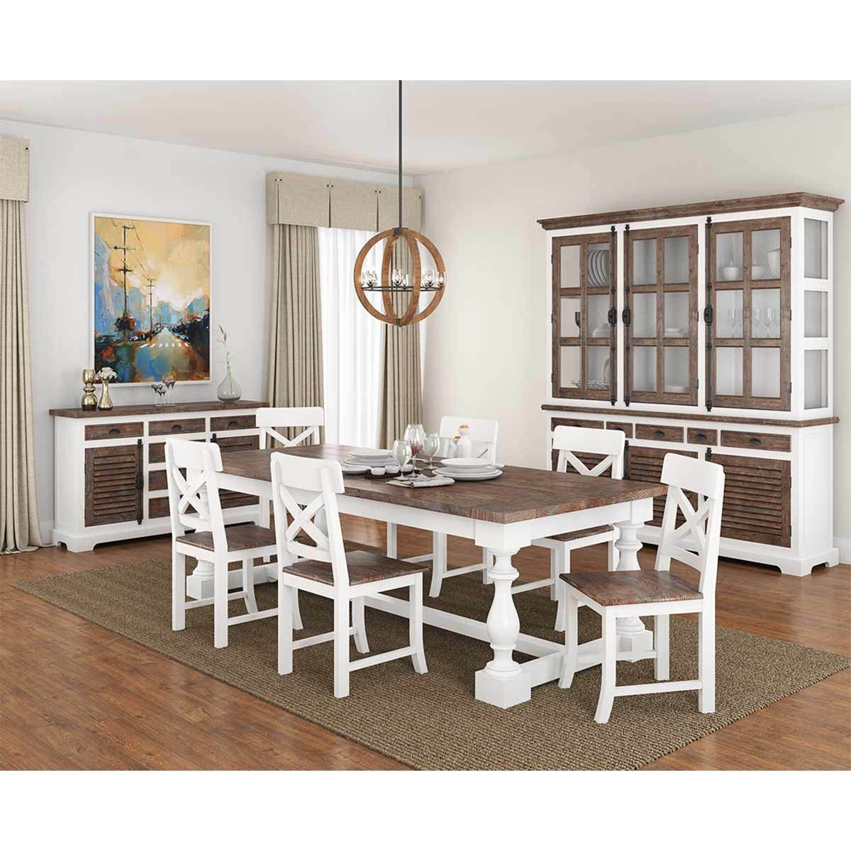 Eating Room Sideboards As Well As Buffets Rustic Dining Room