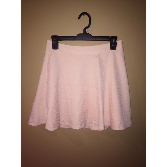 pink skater skirt! ❀ size 28/medium ❀ NWT! ❀ perfect condition! Forever 21 Skirts Circle & Skater