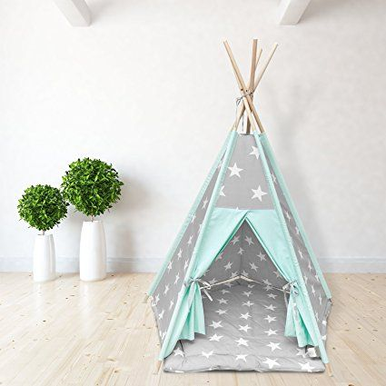 kinder tipizelte tipizelte f r kinder kinder tipi tipi zelt kinderzimmer pinterest. Black Bedroom Furniture Sets. Home Design Ideas