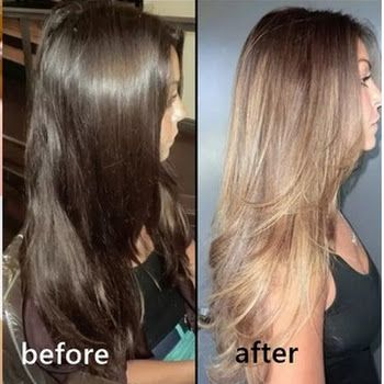 How To Lighten Your Hair Color Without Bleach Naturally Brown Hair Dye Dark Brown Hair Dye Hair