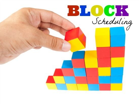 education essays block scheduling school Are you still trying to find ways in which college is different from high school well, these educational institutions have plenty in common still, being college students stands for higher responsibility than being high school students.