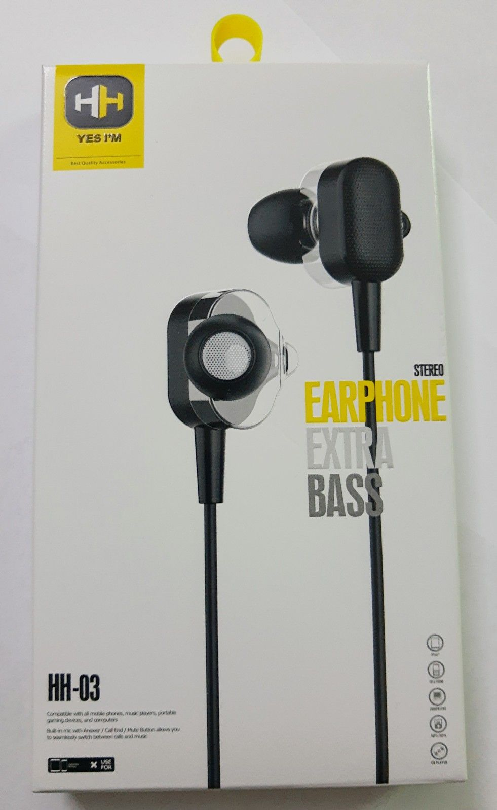 Deep Bass Woofer Earphones Hifi Gadget Shop Earphone