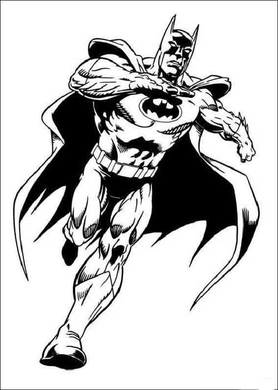 Batman Fargelegging Tegninger 71 Fargelegging Batman Superhelter