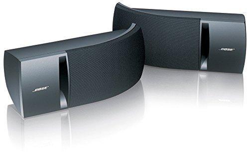 Bose 161 Speaker System Pair Black Best Home Theater Speakers Home Theater Speakers Tv Speakers