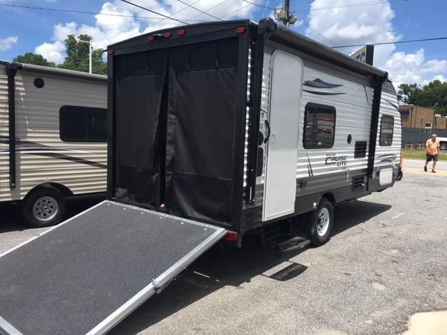 Check Out This 2018 Forest River Salem Cruise Lite 180rt Listing