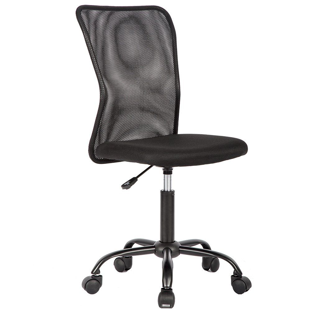 BestMassage Mid Back Mesh Ergonomic Computer Desk Office