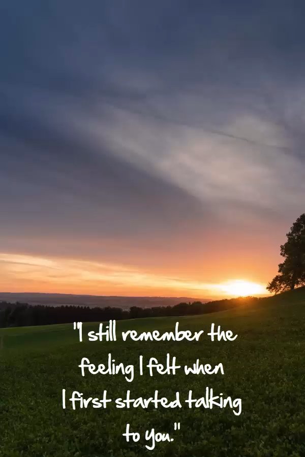 Do you still remember that feeling? ❤️ Relationship Quotes to help the soul and heal you from within ❤️ #relationships #quotes #relationshipgoals #couples #motivation #love #cute #aww #sunset
