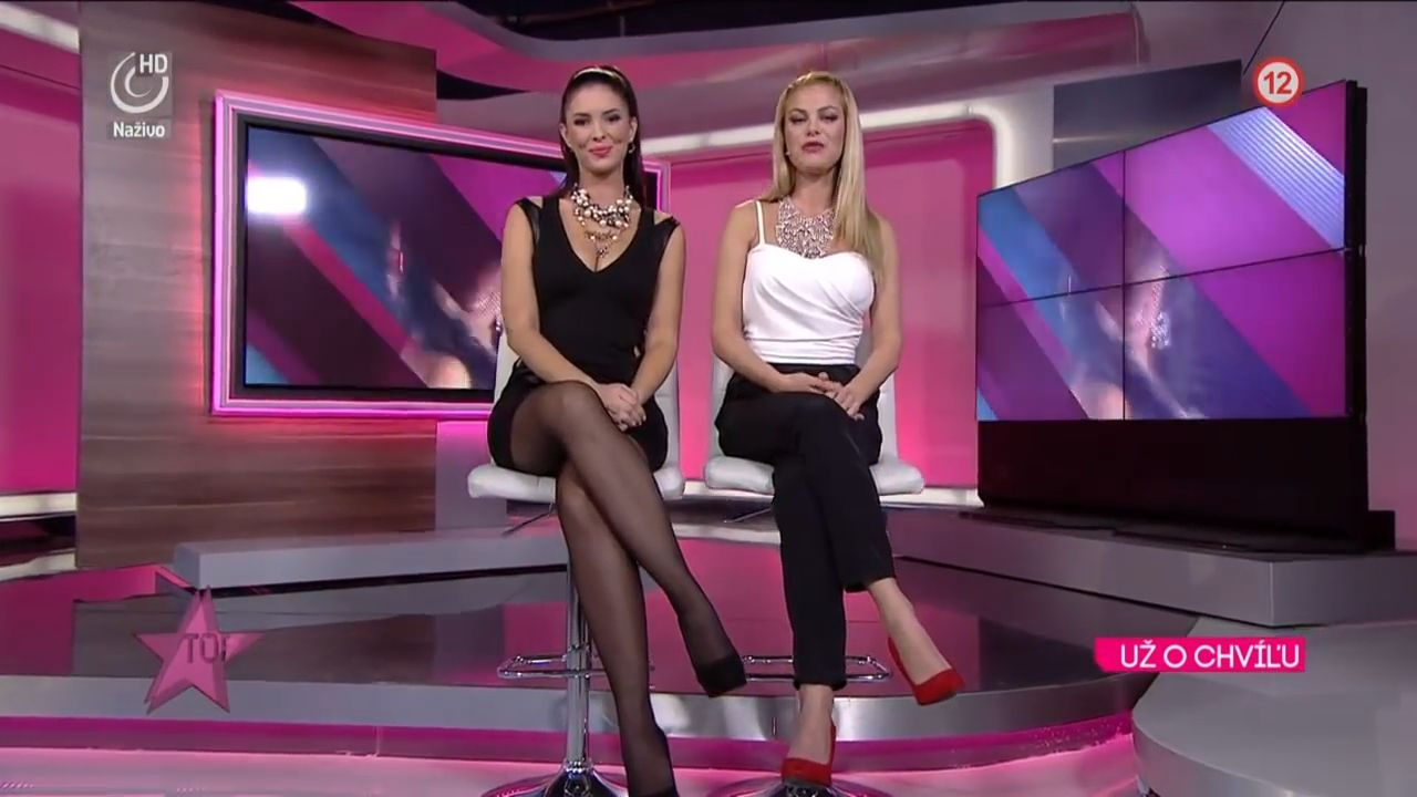 A Tv Show Worth Watching On Repeat Tv Presenters Black Stockings Tv Shows