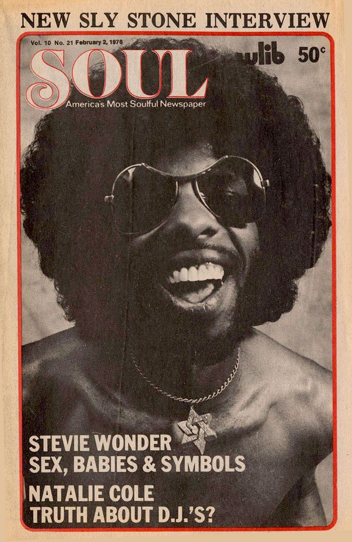 soul newspaper february 2 1976 sly stone soul baby soul 2 play that funky music soul. Black Bedroom Furniture Sets. Home Design Ideas