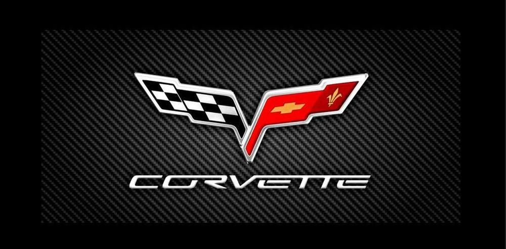Chevrolet Chevy Corvette Logo C6 Logo Vinyl Banner Flag Garage Shop Sign Justfabgraphics Vinyl Banners Shop Signs Banner