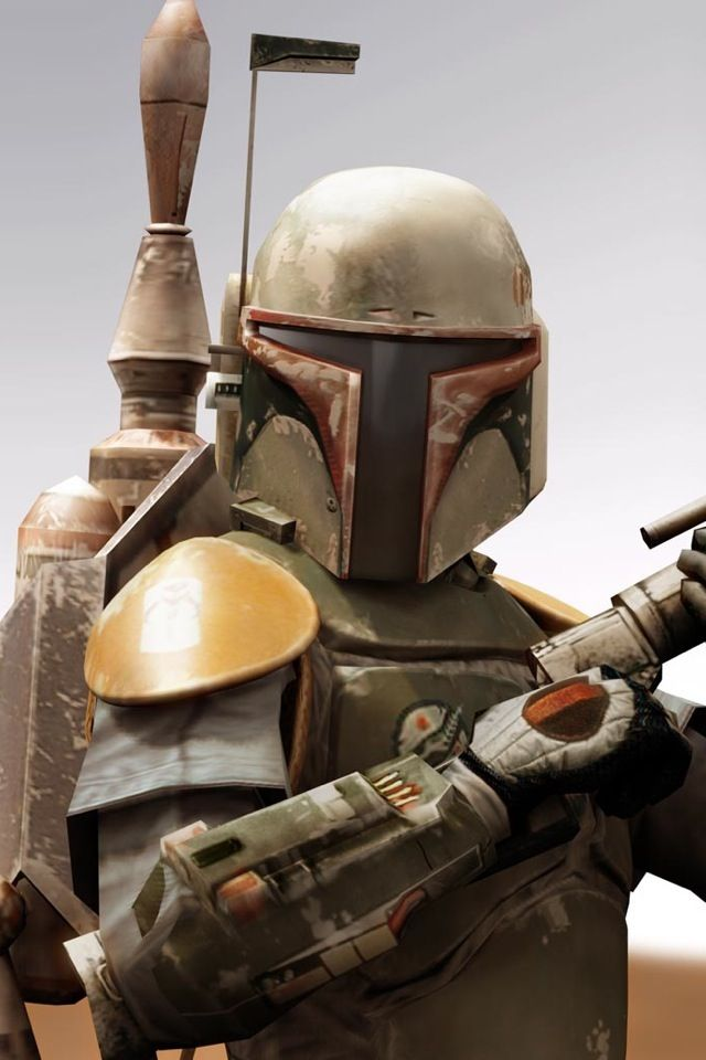 Fett wallpaper #boba #fett #star #wars