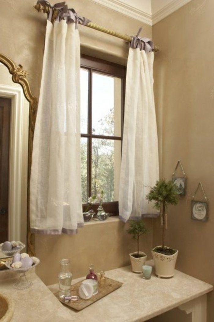 Le Rideau Voilage Dans 41 Photos Master Bathroom Rideaux