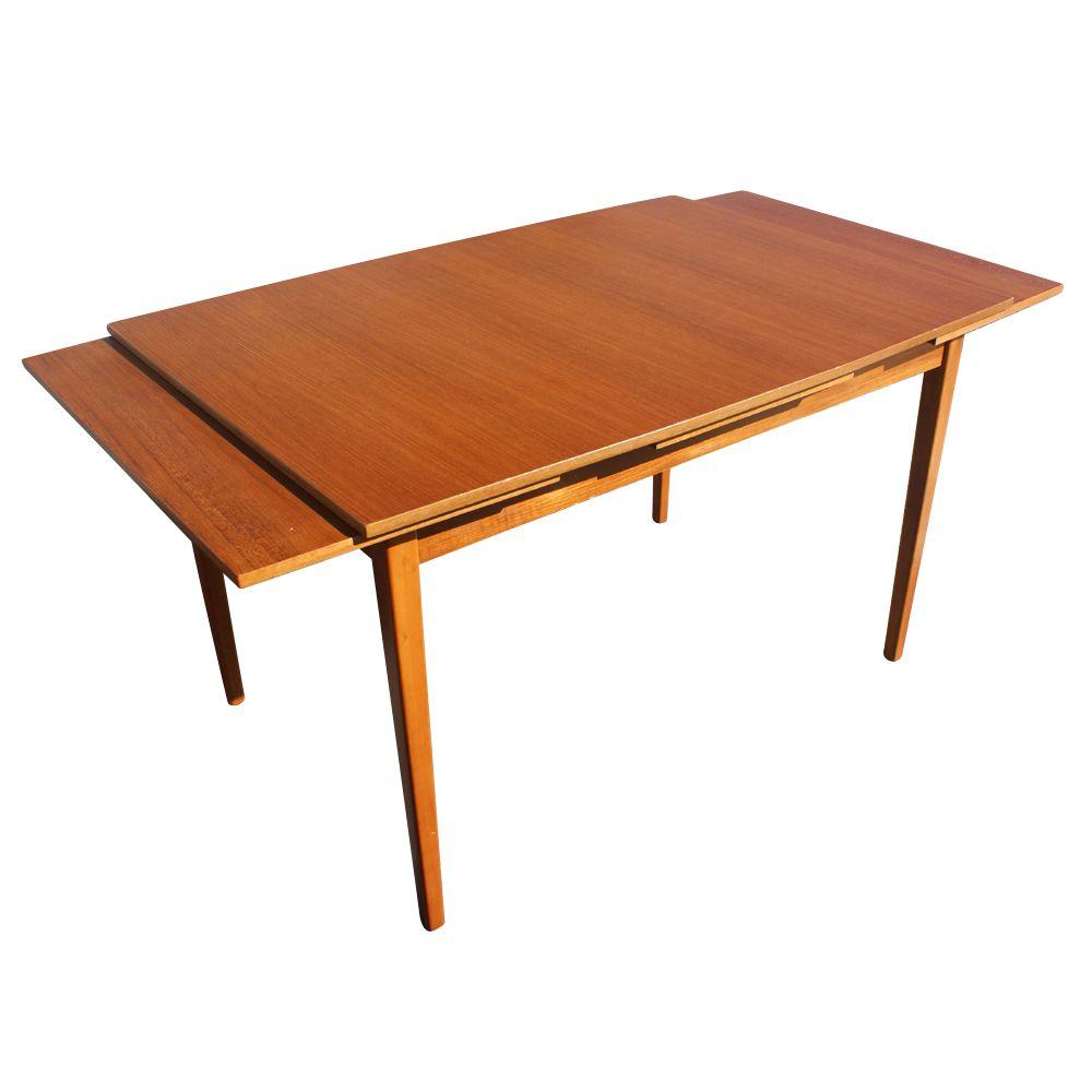 79 Vintage Danish Teak Extension Dining Table Danish Dining Table Extension Dining Table Antique Dining Room Table