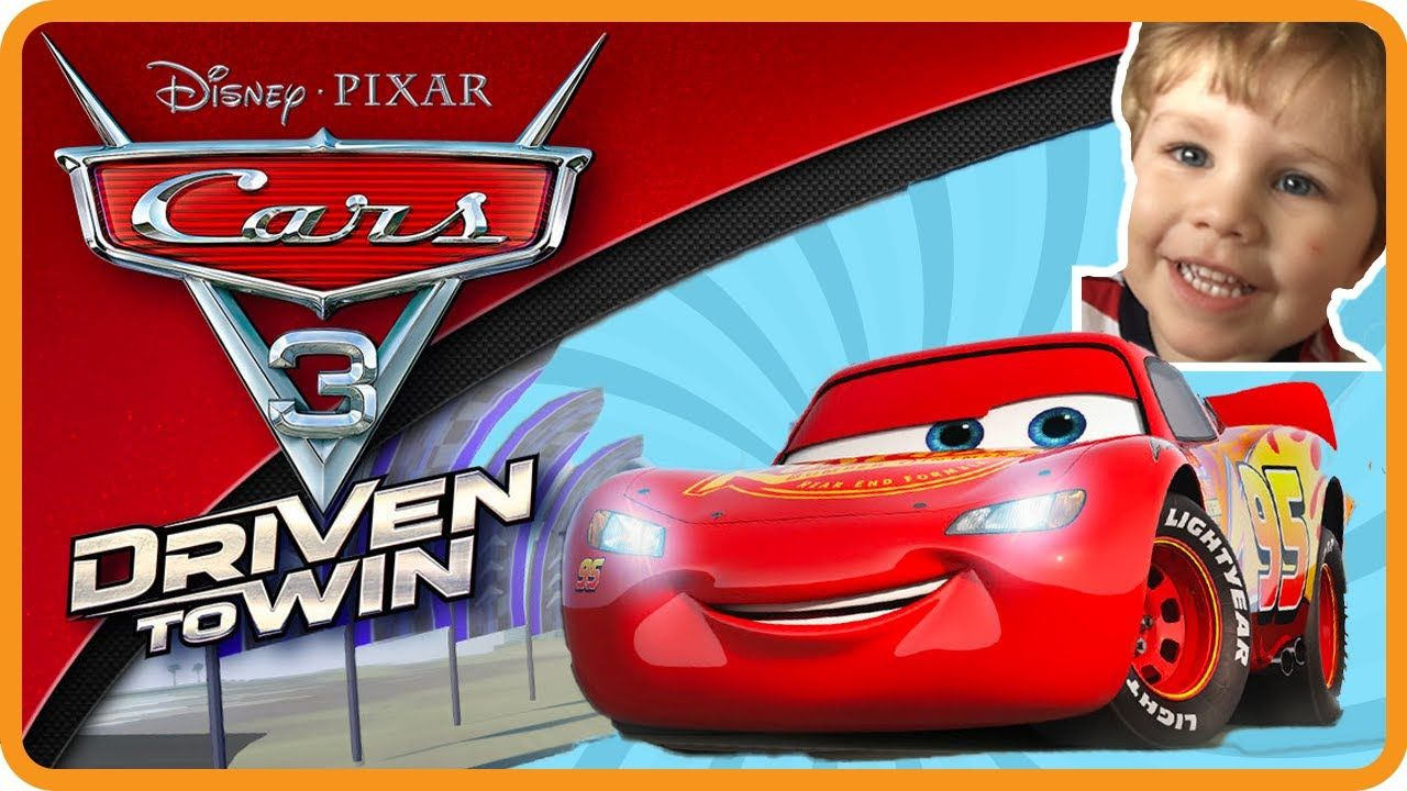 Cars 3 Driven To Win Lets Play 🔴 Livestream Guide Review