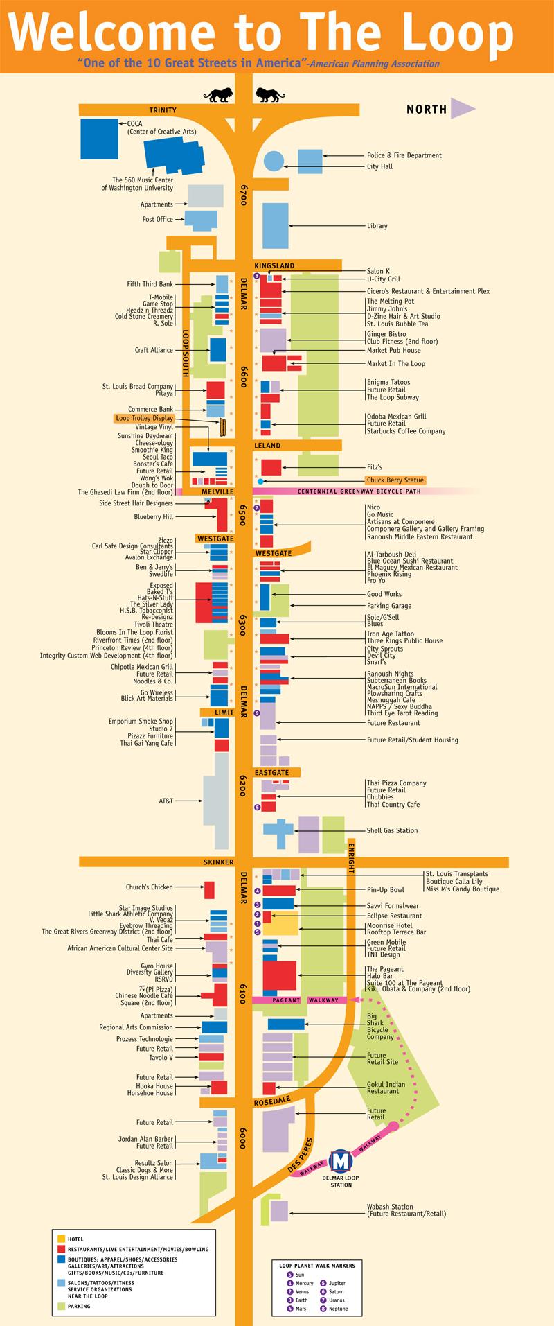 Yellowstone Road Trip Map