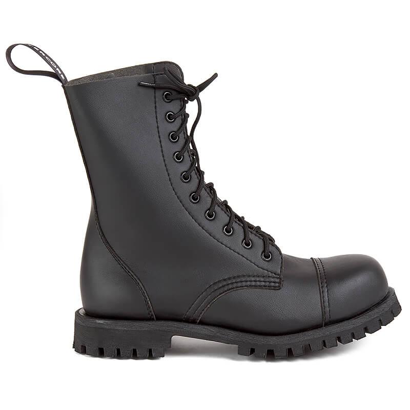 Altercore 551 Vegan Black Buty Weganskie Vegan Shoes Altercore Klasyczne Glany I Trampki Vegan Shoes Combat Boots Boots And Sneakers