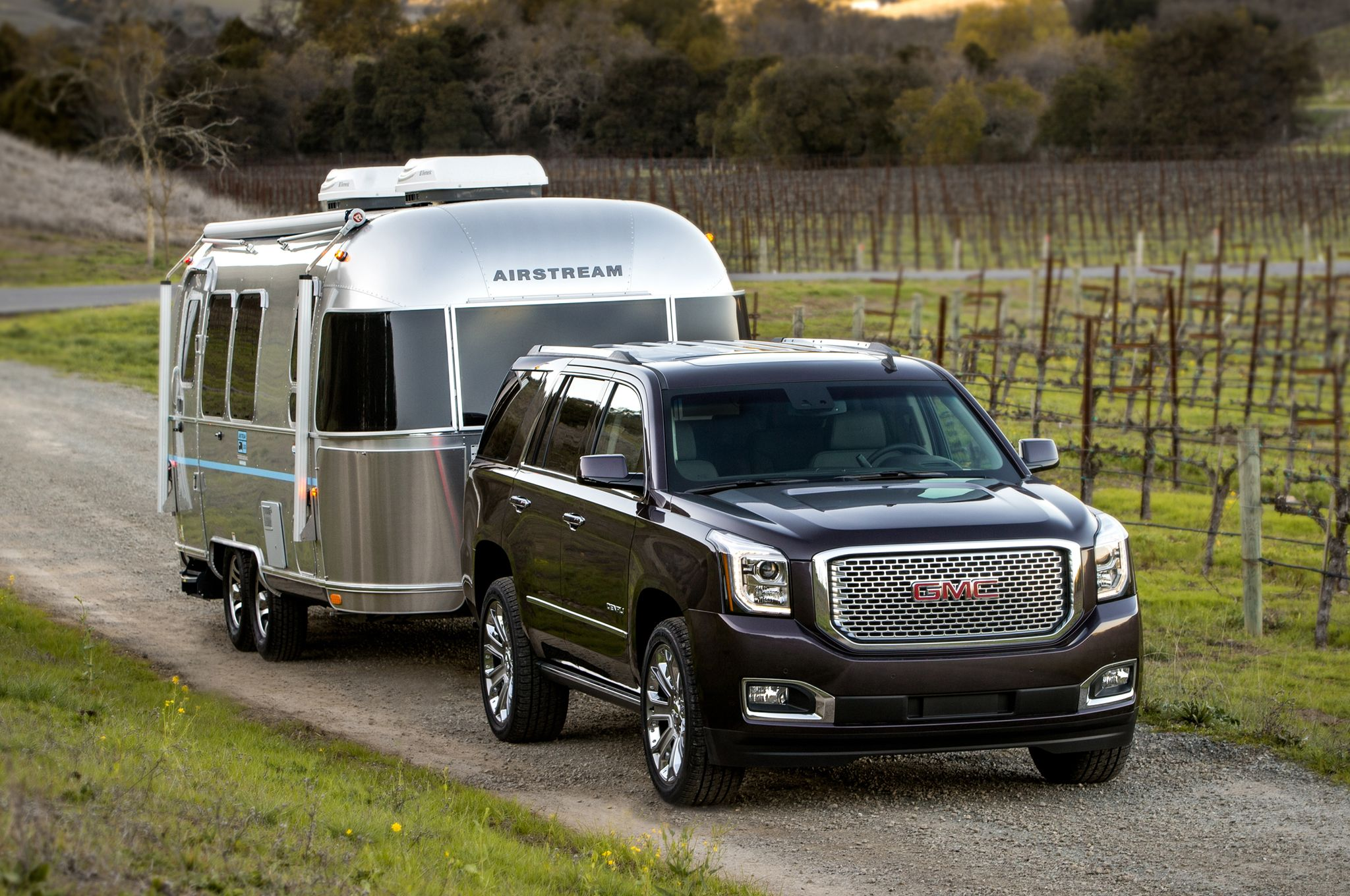 2015 Chevrolet Tahoe Suburban And Gmc Yukon Xl And Denali First