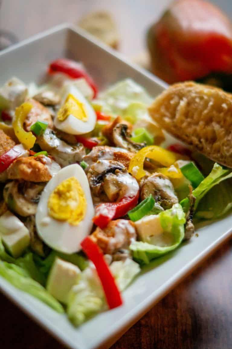 Photo of Sattmacher-Salat aus dem Thermomix® • will-mixen.de