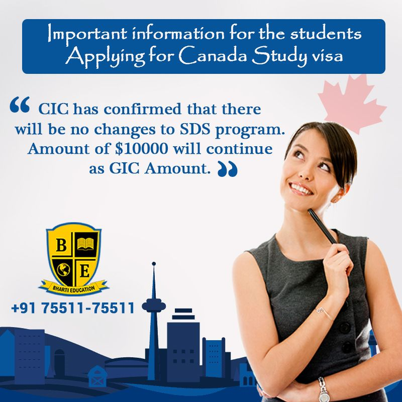 Good News For All Students Applying For Canada Study Visa Cic