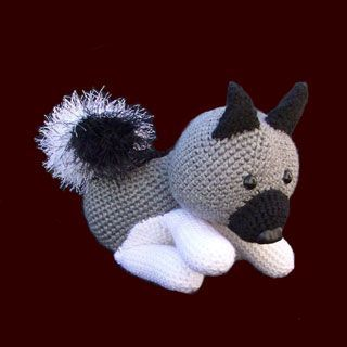Norwegian Elkhound Lovable Plush Puppy Fundraiser For Jnmrf