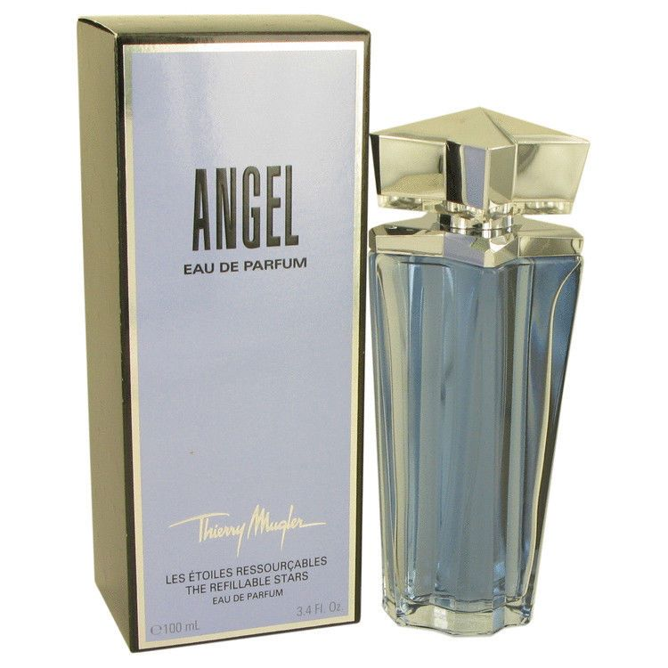 Angel Perfume Edp 3 3 3 4 Oz Spray Refillable By Thierry Mugler