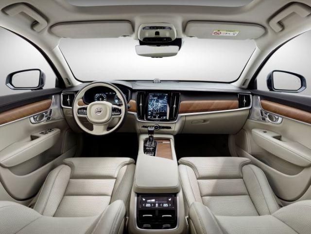 2019 Volvo XC90 interior | Best SUVs | Pinterest | Volvo xc90, Volvo ...