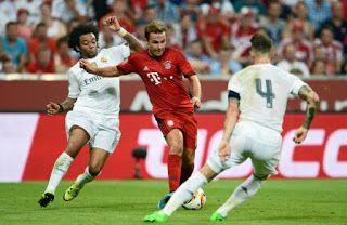Blog Esportivo do Suíço: Douglas Costa brilha, Bayern vence Real e conquista torneio amistoso