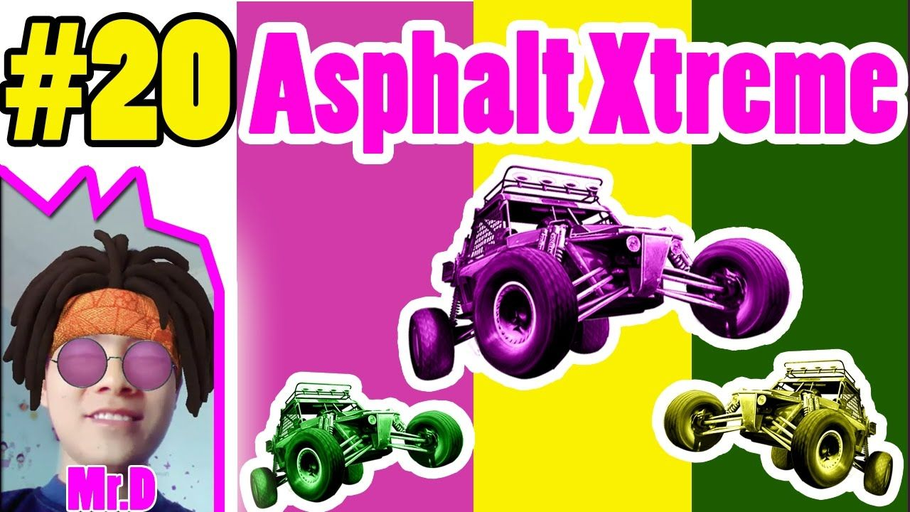 Addicting games Asphalt Xtreme most fun games 20