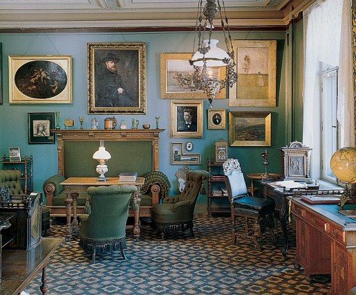 Writers At Home Interiors Pinterest Home, Writer and House