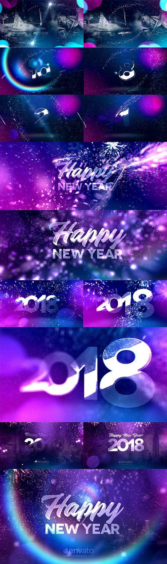 New Year Countdown 2020 New years countdown, Countdown