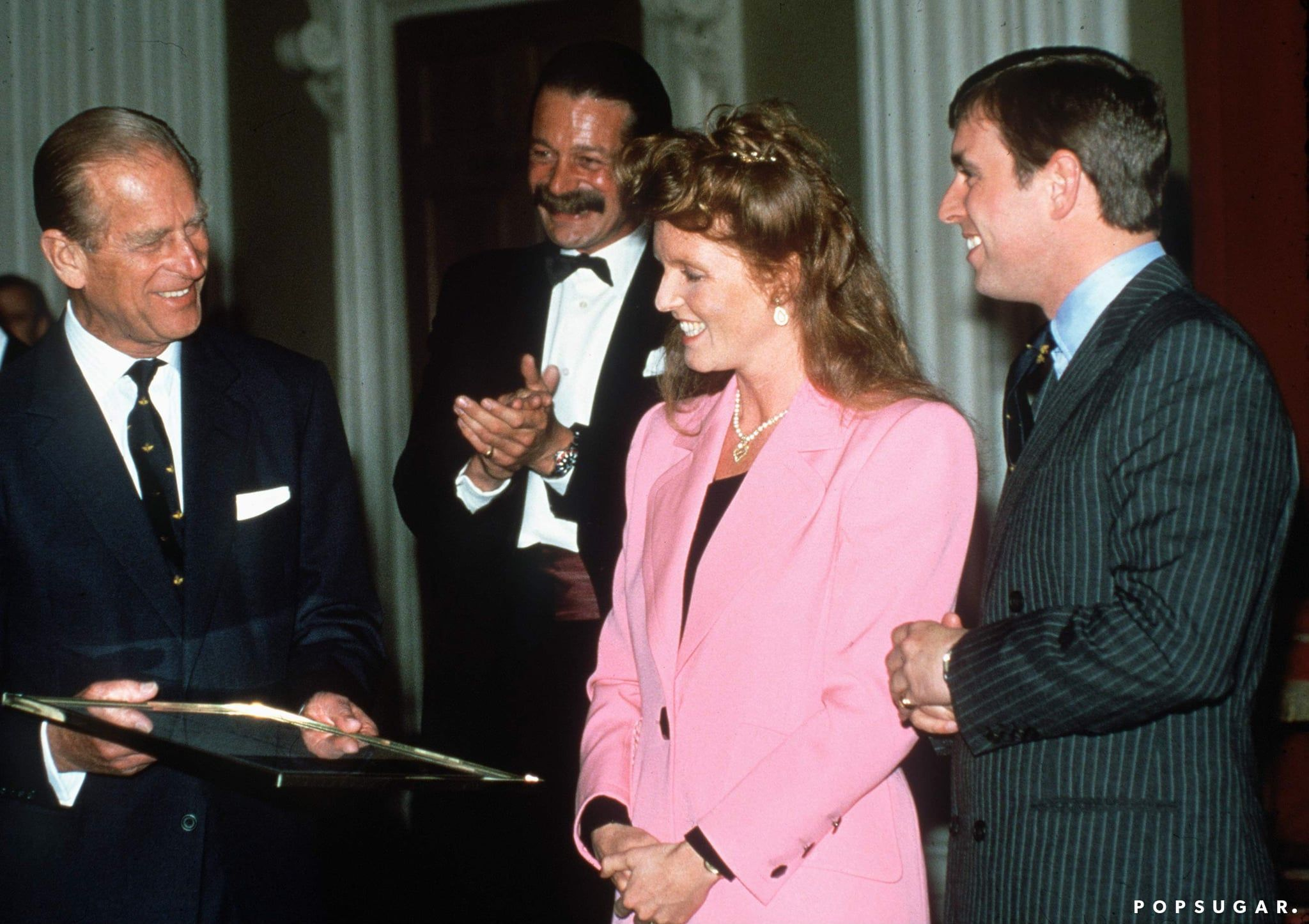 How Prince Philip and Sarah Ferguson's Rocky Relationship