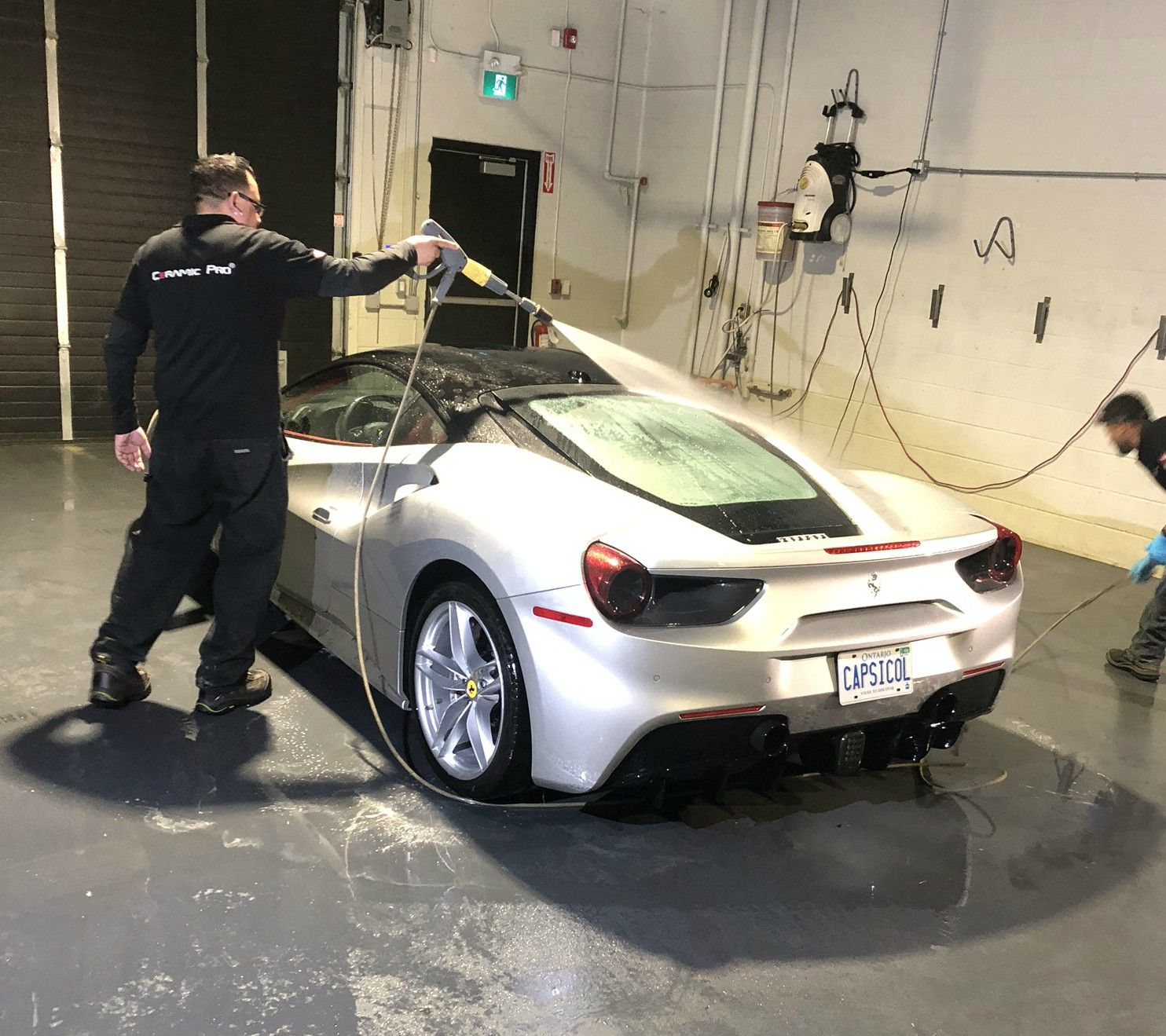 Guess What Our Gold Package Will Treat You Just Right With This Deal You Will Get Your Vehicle Hand Washed And A Lot More Ferrari World Car Wash Car Care