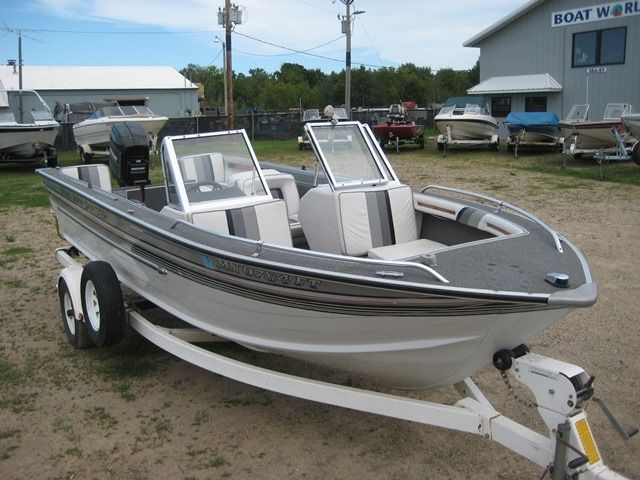 1989 Sylvan Boats 18 Super Sportster For Sale In East Bethel Minnesota United States Boat Aluminum Boat Sportster