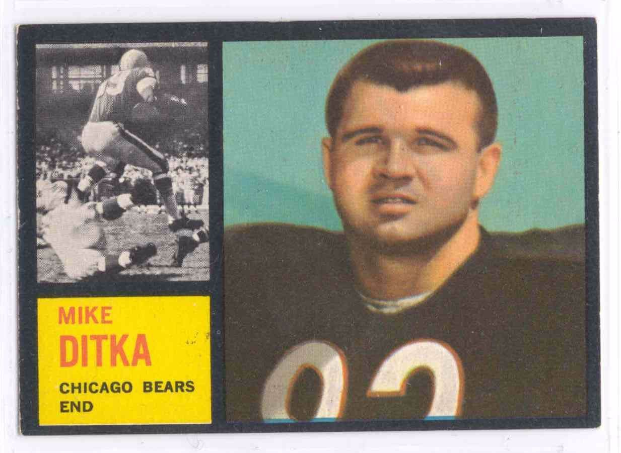 Pin by Shaun Hoppe on flower in 2020 Mike ditka, Topps